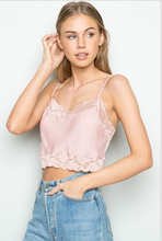 Summer Women Camis Sexy Spaghetti Strap V Neck Lace Crochet Pink Vest Sleeveless Shirt Blouse