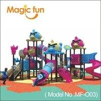 MAGIC FUN outdoor playground equipment
