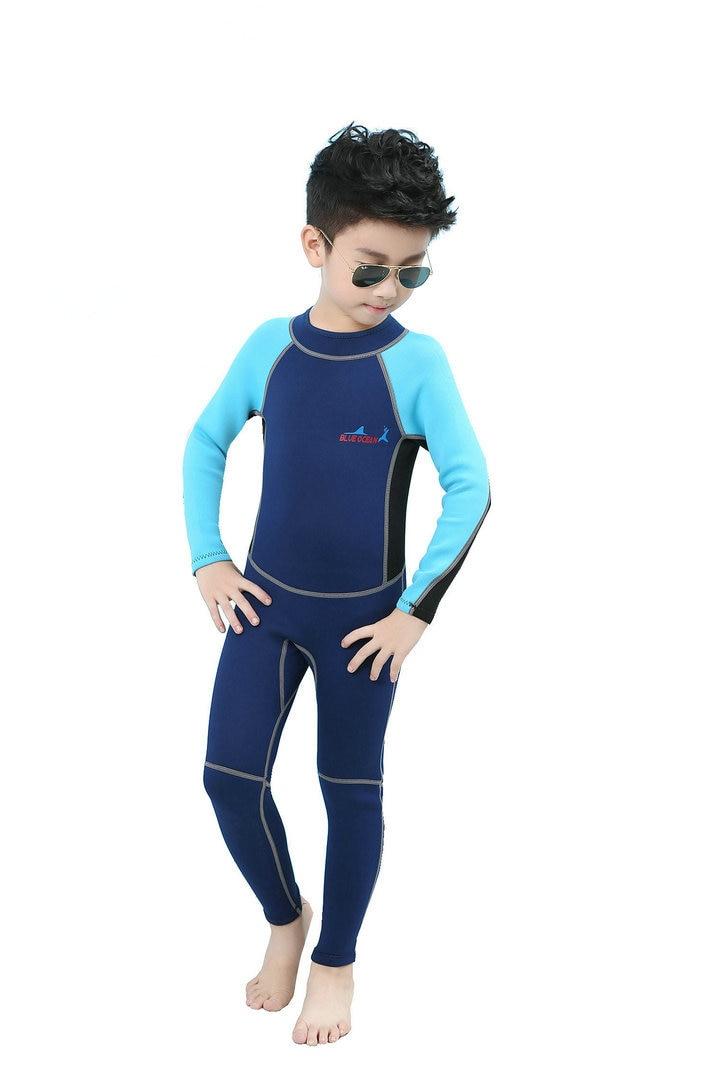 2 mm neoprenska moška obleka potapljaške kopalke ženske surf - Športna oblačila in dodatki - Fotografija 2