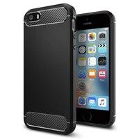 Original SE Aliantech Caja de la Armadura Resistente para iPhone/iPhone 5S/iPhone 5 Grado Militar Protectora Casos Flexibles con paquete