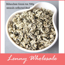 Top quality bud 500g Spring biluochun green tea spring new tea green the green tea for health care products,free shipping