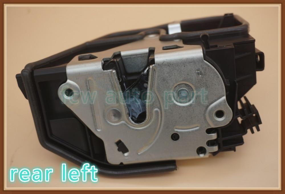 Pour BMW De Serrure De Porte arrière gauche Actionneur Mécanisme Puissance Moteur de verrouillage Loquet E60 E65 E82 E83 E89 E90 E92 x3 x5 x6 z4 1 3 5 6 7