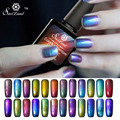 Saviland 1pcs 3D Chameleon Nail Varnish Nail Gel Polish UV Lamp for Manicure Changes Color GEL Lacquer Glaze