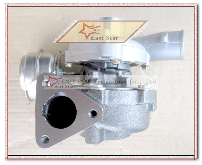 GT1849V 717626 717626-5001S 860055 turbófeltöltő OPEL Vectra C - Autóalkatrész