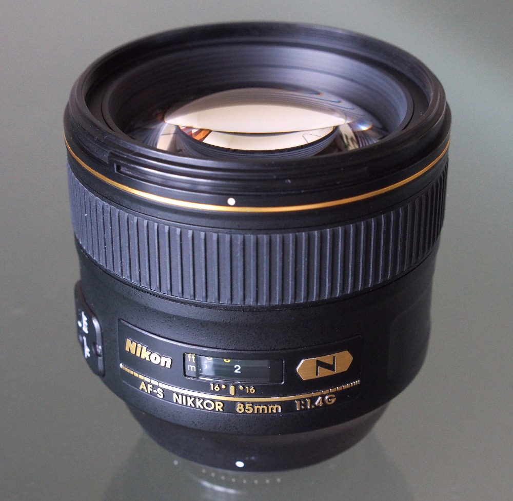 Nikon AF-S Nikkor 85mm F/1.4G For Nikon D820 D810 D750 D610 D7200 D7100 D5600 D5500