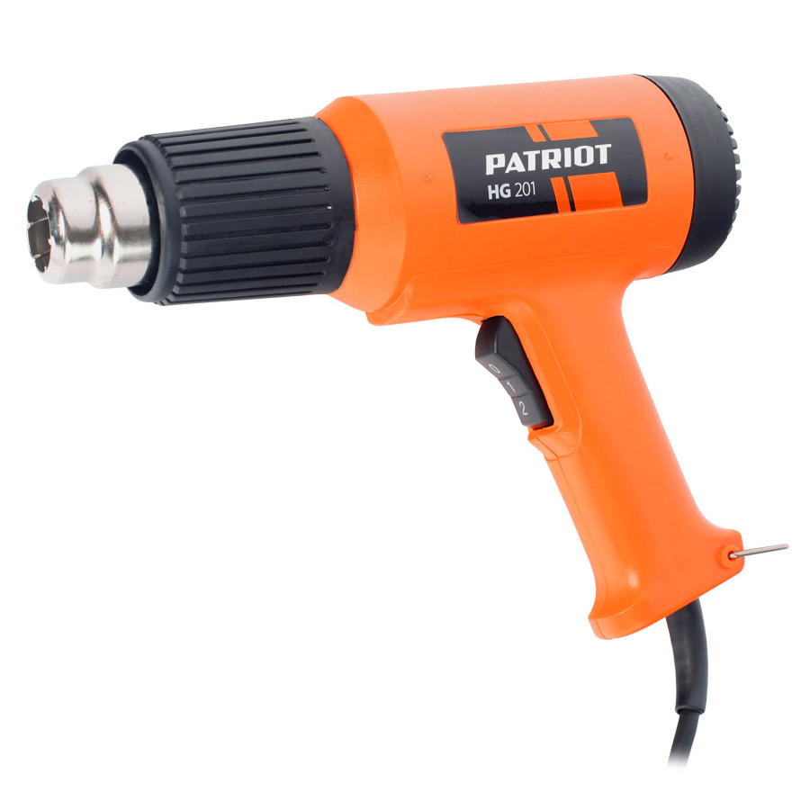 Heat gun PATRIOT HG 201 The One 2016 new free shipping the best price one pcs tacking nozzle for hot air welding gun ss316l