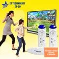 ET технологии ET-30 родитель-дети семьи игровой консоли к телевизору motion sensing игры бесплатная доставка