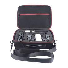 SunnyLife Ева жесткий водонепроницаемый мешок хранения Чехол для dji Spark Drone аксессуары, сумки Box портативный случаях хранения плеча
