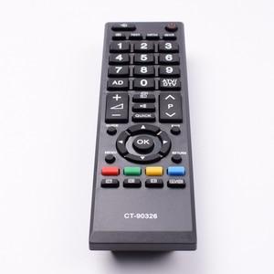 Image 3 - CT 90326 Smart TV Remote Control for TOSHIBA TV , CT 90326 CT 90380 CT 90336 CT 90351