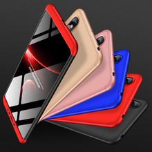 Phone Case For Xiaomi Pocophone F1 Cases 360 Mi A2 Lite Cover For Xiomi Redmi 5 Plus Note 6 Pro 4X S2 5A Mi Max 3 A1 8 SE Coque