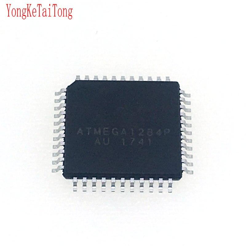 10PCS/LOT ATMEGA1284P-AU ATMEGA1284 1284P-AU QFP44