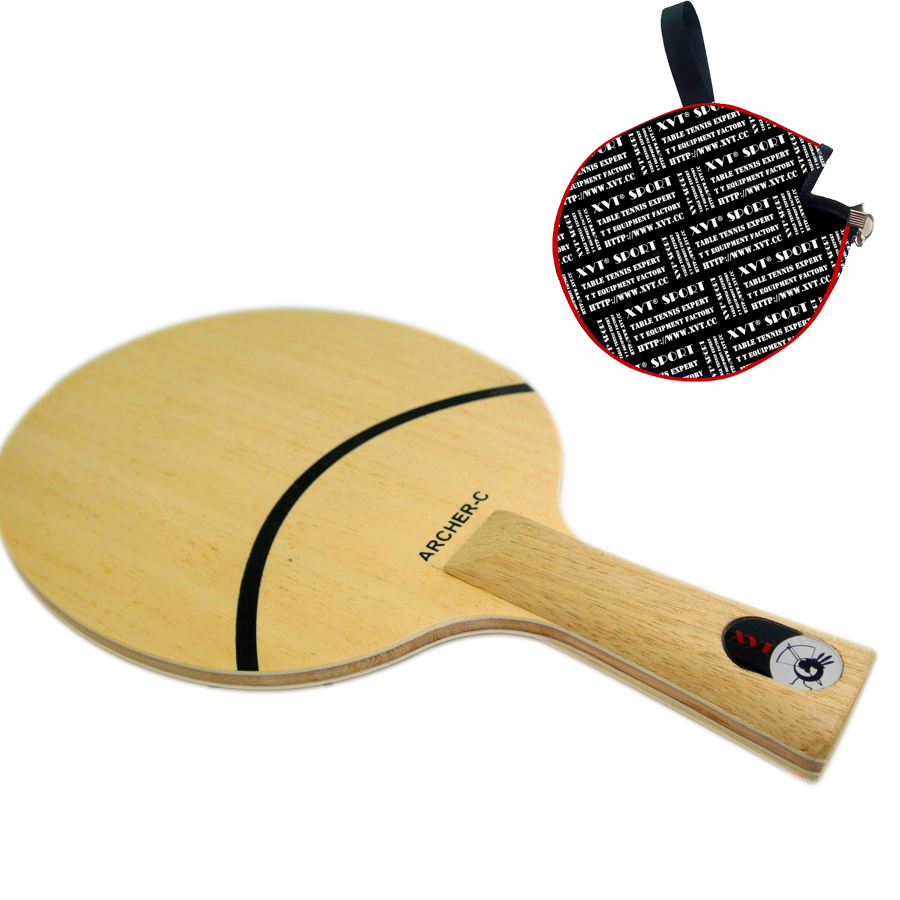 Professional XVT ARCHER C 5 wood Table Tennis Blade   Table Tennis Racket   table. Popular Table Tennis Wood Buy Cheap Table Tennis Wood lots from