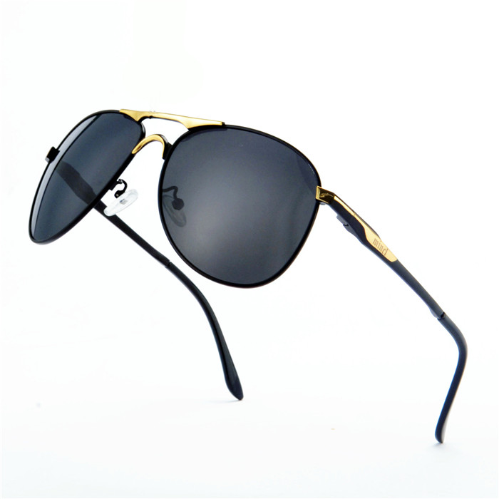 Polarized Full-Rimless Sunglasses Women/Men Vintage UV400 Classic Eyewear Brand Designer Sun Glasses FML 4
