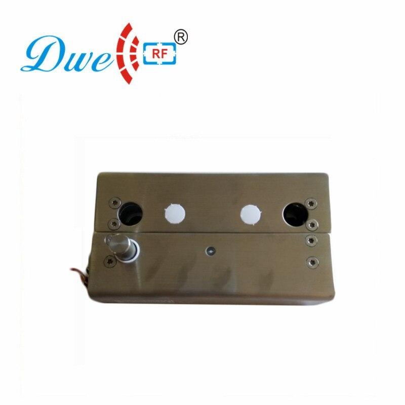 DWE CC RF 12V Electric Bolt Glass Door Fail Secure For Access Control System DW-500U
