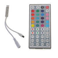 Светодиодный свет полосы строковый свет RGB диммер с удаленным управлением, для DIY режим освещения DC5V-24V, 44 Ключ/кнопка