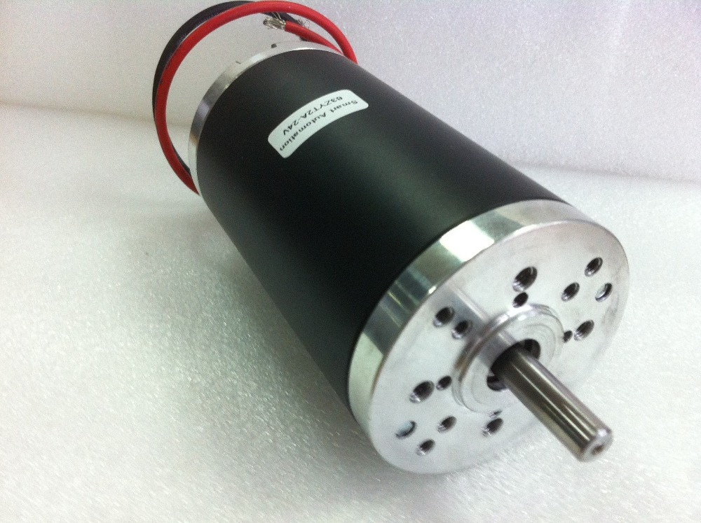 R$ 82 71 |63ZYT02A 12v dc motor 3000rpm 100w, rated voltage 12 volt, rated  torque 310mNm, equivalent to dunkermotoren GR63x55 em Motor DC de