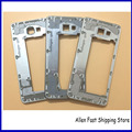 5pcs/lot, Original New Middle Bezel Frame Cover Rear Housing For Samsung Galaxy A7 2016 A7100 Repair Parts