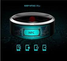 2018 mais novo Inteligente Anel de Desgaste Jakcom R3 Nova tecnologia Mágica Anel Dedo NFC Para Android do Windows Telefone Móvel NFC