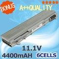 4400 mah bateria do portátil para dell latitude e6400 e6410 e6500 e6510 precision m2400 m4400 m4500 m6400 m6500 1m215 312-0215