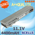 4400mAh Laptop Battery For Dell Latitude E6400 E6410  E6500 E6510 Precision M2400  M4400  M4500  M6400 M6500  1M215  312-0215
