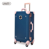 2018 new women suitcase diamonds designs luggage kids luggage spinner rolling high quality sample20 22 24 26 free shipping