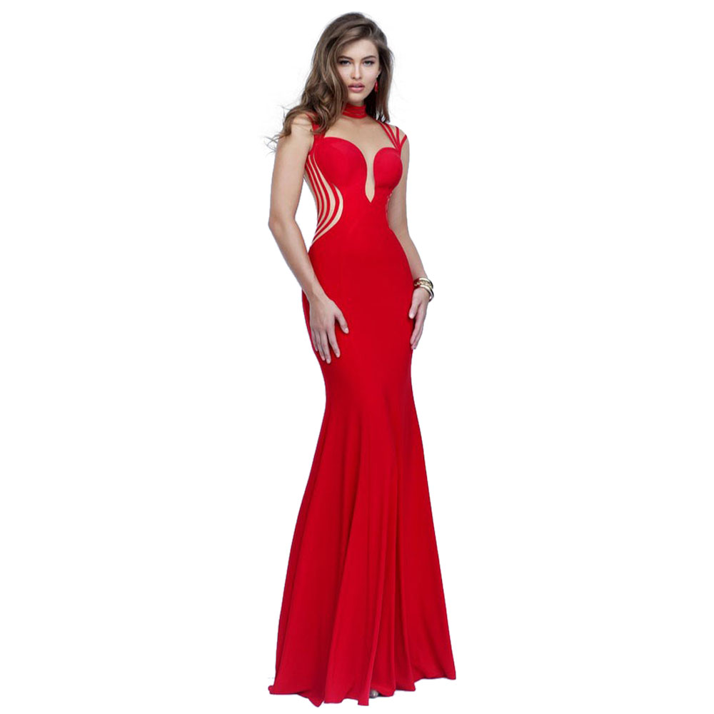 Cheap Red Party Dresses Promotion-Shop for Promotional Cheap Red ...