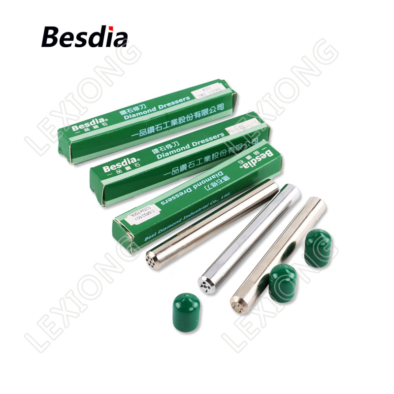 TAIWAN Besdia Diamond Dressing Tools Mole diamantate Multi Point - Utensili abrasivi - Fotografia 1