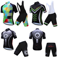 Мужская велосипедная форма TELEYI с коротким рукавом  Джерси  наборы  2020  одежда для гоночного велосипеда  Mtb Mallot  форма  Велосипедное оборудова...