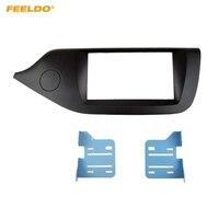 2DiN Auto Umrüstung DVD Radio Fascia Rahmen Dashboard Installation Montieren Panel # HQ5169-in Faszien aus Kraftfahrzeuge und Motorräder bei