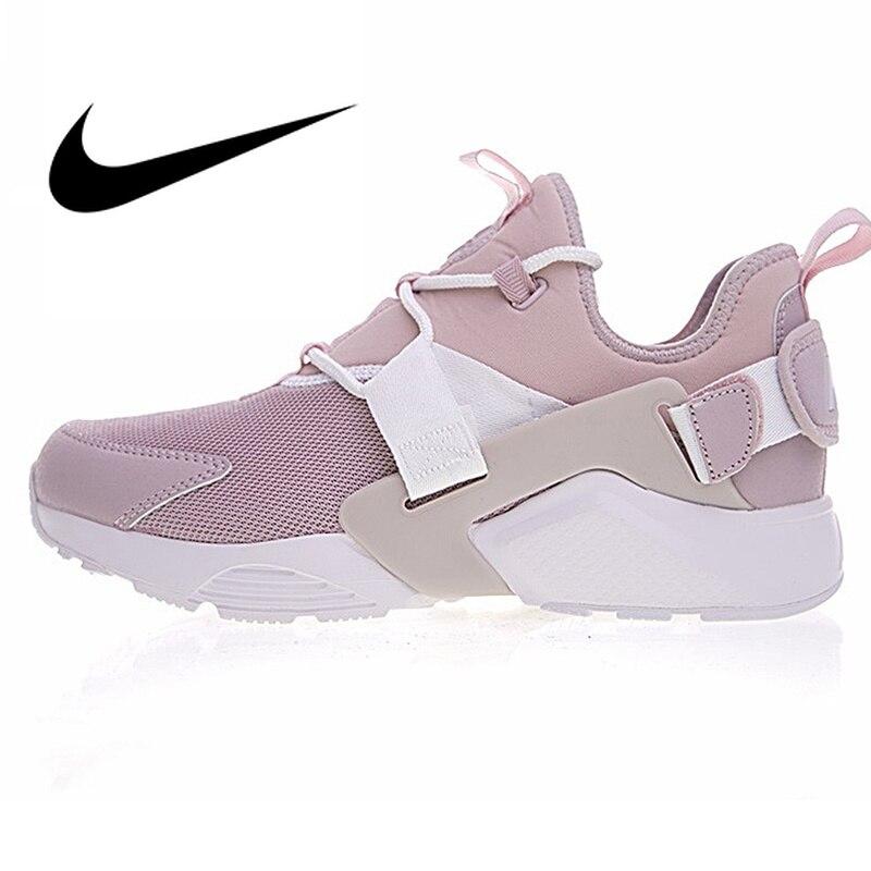 Original authentique Nike AIR HUARACHE ville bas femmes chaussures de course Sport en plein AIR baskets athlétique Designer chaussures 2019 nouveau