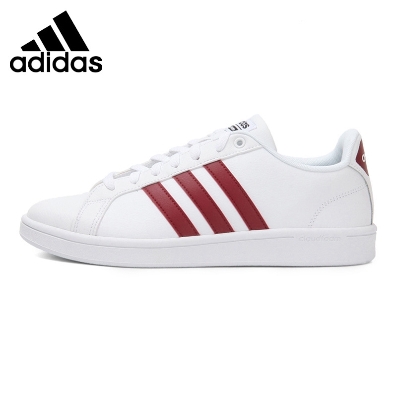 все цены на Original New Arrival 2018 Adidas NEO Label CF ADVANTAGE Unisex Skateboarding Shoes Sneakers онлайн