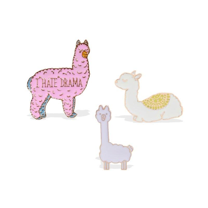 Animals Brooch Pins 2