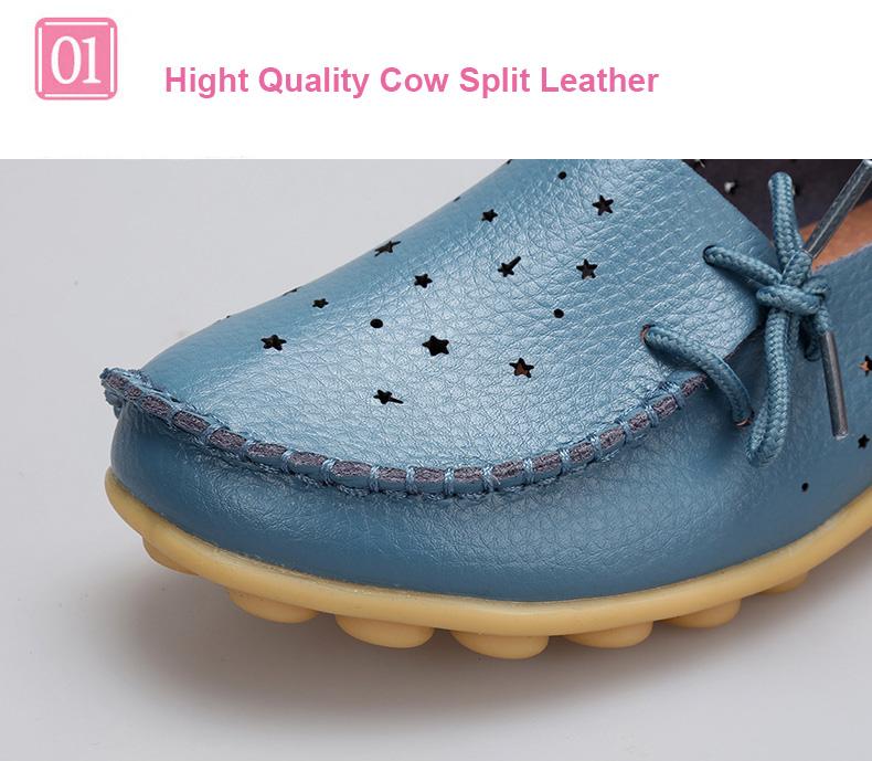 AH915 (3) Women's Loafers