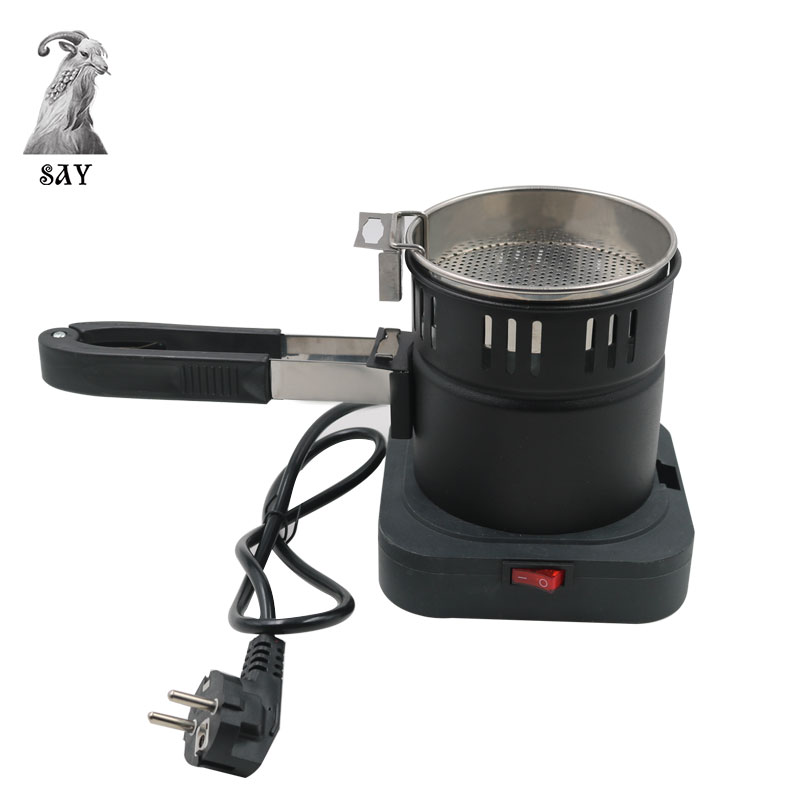 SY Electric Charcoal Burner Shisha Hookah Heating Coal Lighter Stove Shisha Hot Plate Hookah Chicha Narguile Accessories