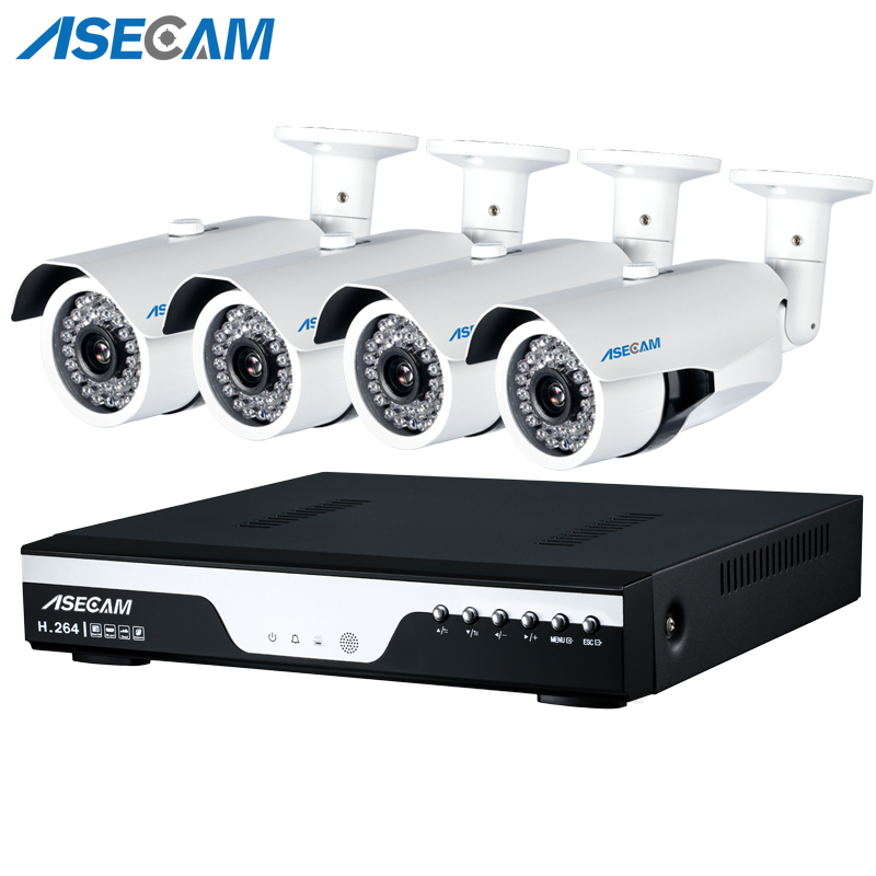 HD 3MP 4CH 1920p CCTV Camera DVR Video Recorder AHD Outdoor White Bullet Security Camera System Kit P2P Surveillance Email alertHD 3MP 4CH 1920p CCTV Camera DVR Video Recorder AHD Outdoor White Bullet Security Camera System Kit P2P Surveillance Email alert