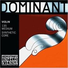 Томастик Доминант 135 скрипки струны 4/4 полный набор G D A E