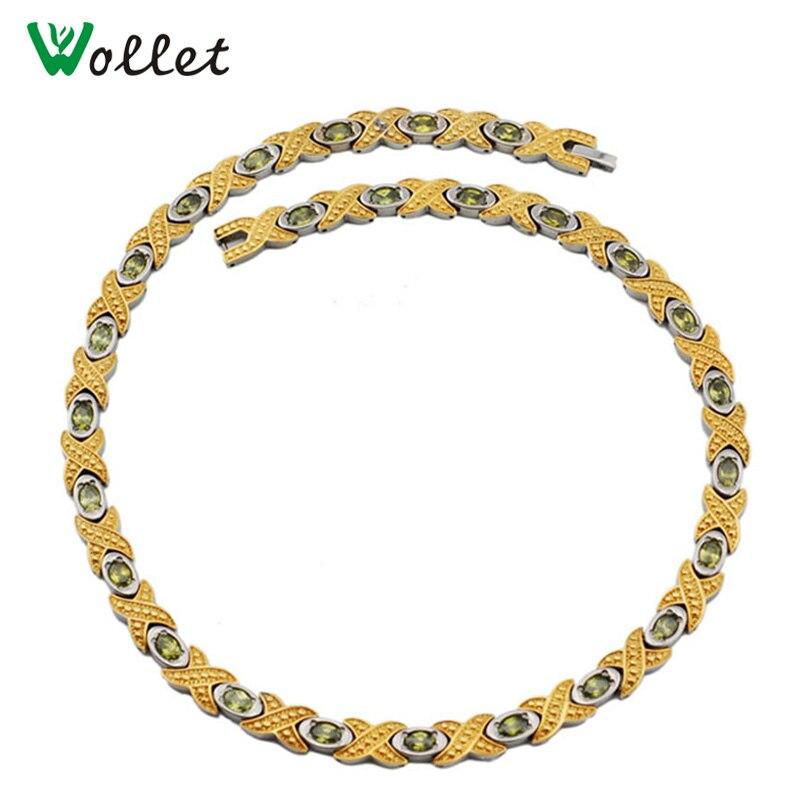 O Collar Llanura de Acero Inoxidable Fino De 2.3 Mm Cable Cadena ~ Pulsera Tobillera