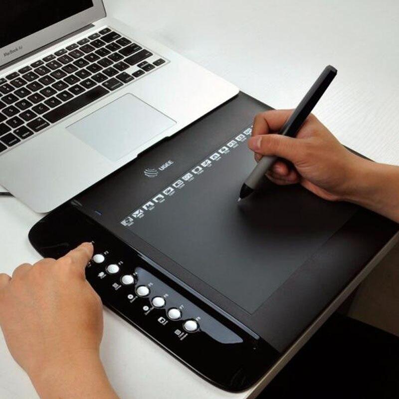 UGEE M1000L Drawing Tablet 10 x 6 inch 4000 LPI Digital Smart Graphics Tablet for Artists Students Designers Tablette Graphique