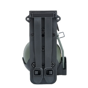 Image 5 - Airsoft M67 Dummy Grenade Model Waist Clip Plastic Molle System M 67 Gren Pouch Storage for Outdoor Cosplay Tactical Paintball