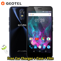 GEOTEL NOTE Smartphone MT6737 3GB RAM 16GB ROM 5 5inch Quad Core Android M 3200mAh Battery