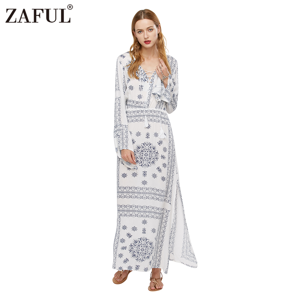 Zaful New Brand Women 2016 Novelty Boho Ethnic Vintage