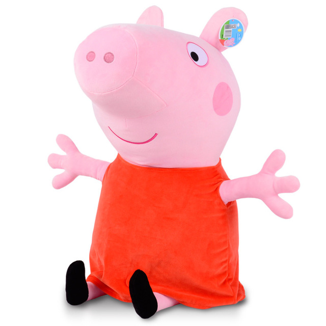 Big Peppa Pig Plush Toy