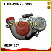 Turbo Turbocharger TD04 49377 03031 49377 03033 TF035 ME201257 ME201635 PAJERO II SHOGUN 2 8L TD