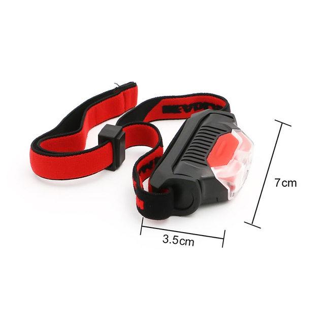 New 4 Modes Waterproof COB LED Flashlight Outdoors Headlight Headlamp Lamp Headband Lanterna Torch CLH@8