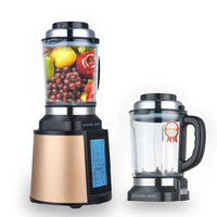 Multi function Heating Blender Household Juicer Kitchen Tool Bean Grinder Fruit Vegetables Rice Crusher Electric Cooling Blender