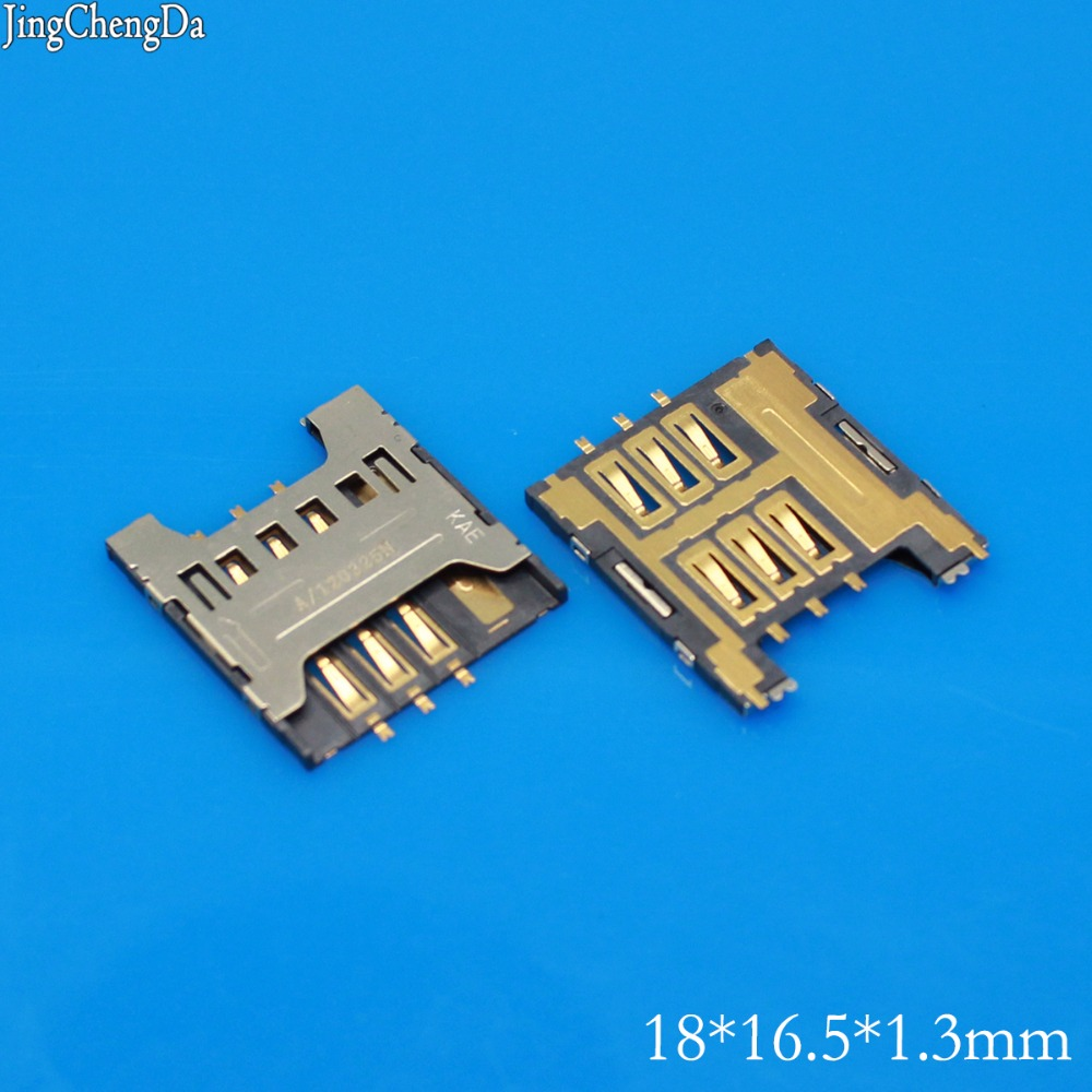 Jing Cheng Da SIM Card Tray Reader Holder connector Replacement For Samsung I9070 I9070P I9250 I9003 Galaxy S Adance Focus I917