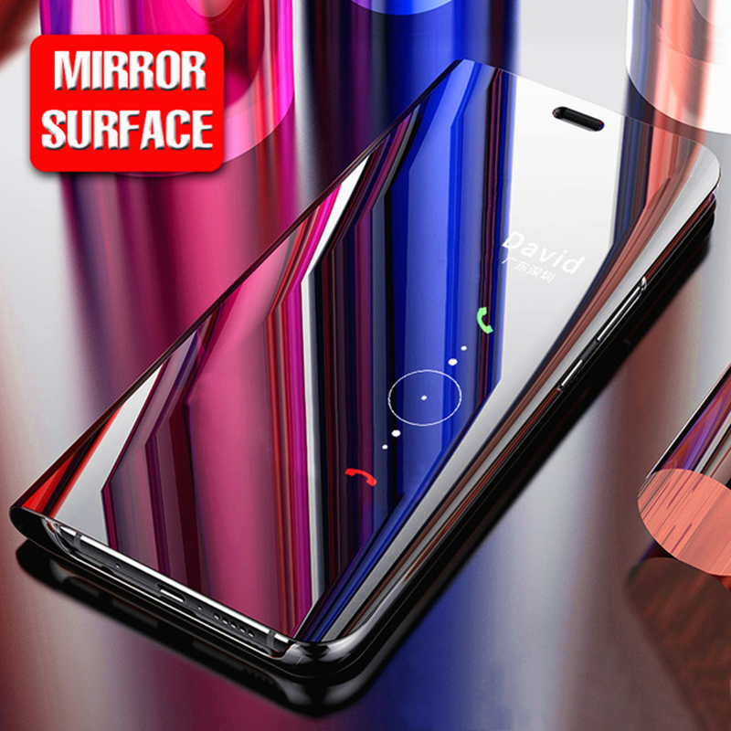 Mirror Cover For <font><b>Huawei</b></font> Y9 <font><b>2019</b></font> Case For <font><b>Huawei</b></font> Y9 Y7 Y6 Y5 Prime 2018 Cases 9Y 7Y 6Y 5Y <font><b>Y</b></font> 5 6 <font><b>7</b></font> 9 Pro <font><b>2019</b></font> Coque <font><b>Fundas</b></font> Housing image