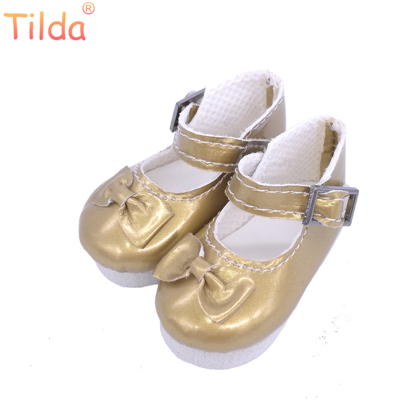 Tilda 5.6cm Butterfly Design Bow Tie Doll Shoes For Paola Reina Corolle Dolls Toys,1/6 Mini Doll Shoes for Dolls AccessoriesTilda 5.6cm Butterfly Design Bow Tie Doll Shoes For Paola Reina Corolle Dolls Toys,1/6 Mini Doll Shoes for Dolls Accessories