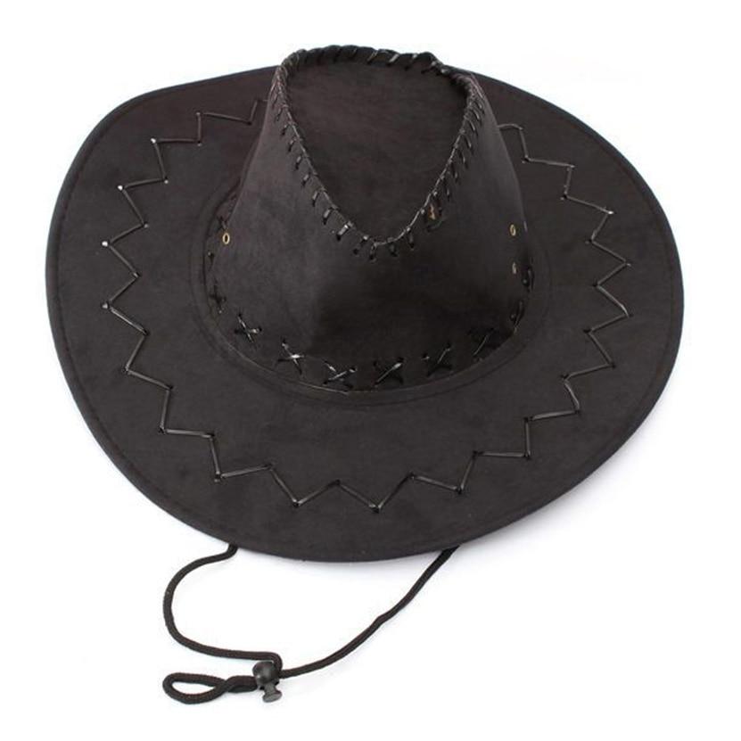NEW-Retro Unisex Denim Wild West Cowboy Cowgirl Rodeo Fancy