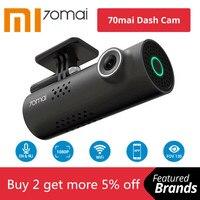 70mai Car DVR English Voice Control Cam 1080HD Night Vision Dash Cam Wifi 70 mai Car Camera Auto Recorder G sensor